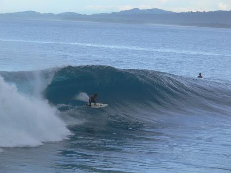 surf samoa boulders