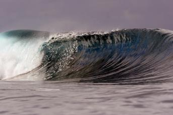 samoa surfing spots boulders coconuts