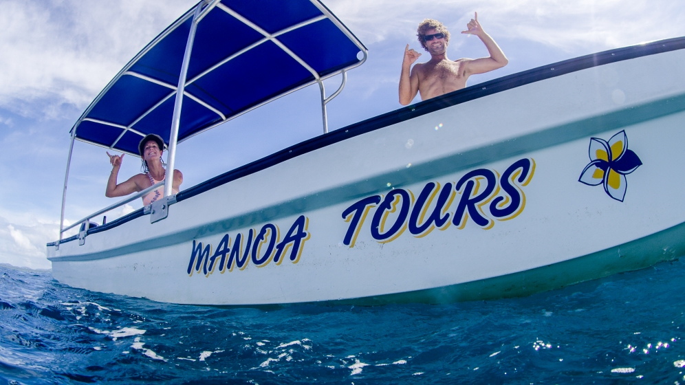 Surf Samoa, Manoa Tours & Bethany Hamilton Photo@